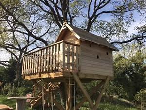Constructeur Cabane Dans Les Arbres : artisan constructeur de cabane sur mesure dans les arbres pour enfants en provence ~ Dallasstarsshop.com Idées de Décoration