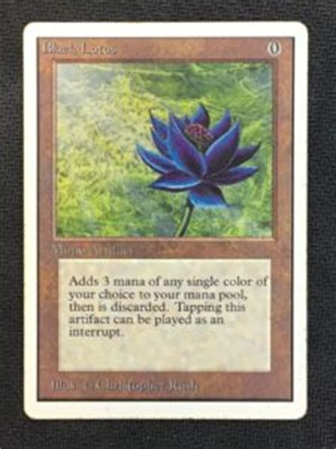 Most Expensive Mtg Deck by Top 10 Most Expensive Magic The Gathering Cards The