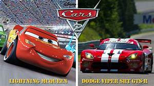 Film Cars 2 : cars 2 characters in real life youtube ~ Medecine-chirurgie-esthetiques.com Avis de Voitures