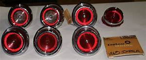 Nos Impala Parts    Exterior Trim    Taillight Lens