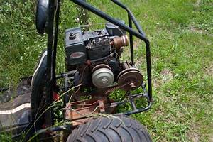 Streaker 8hp Go Kart With Torque Converter