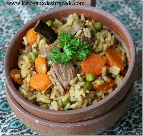 sherazade cuisine plat unique tajine de riz les joyaux de sherazade