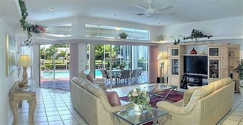 Vacation Rental Cape Coral With Boat by Cape Coral Florida Waterfront Villa Rental With Boat