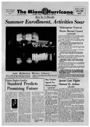 The Miami Hurricane Archive Online, University of Miami ...