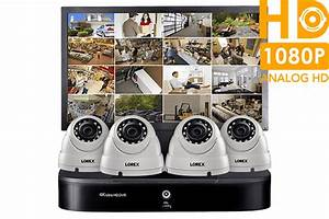 Lorex Complete Home Security System Featuring 4k Ultra Hd
