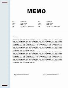 memo template professional word templates With professional design memo template