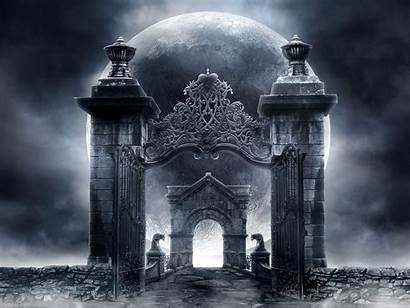 Gothic Dark Fantasy Artwork Desktop Backgrounds Wallpapers