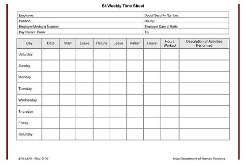 excel timesheet download free