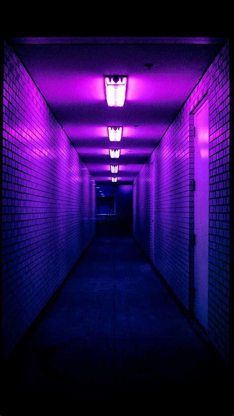 Glow Neon Aesthetic Wallpaper by Purple Otaldojuca Purple Lilac Aesthetic