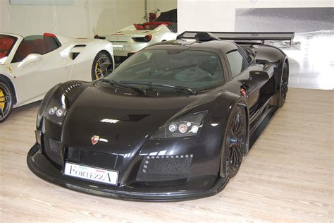 Used 2010 Gumpert Apollo For Sale In Hong Kong