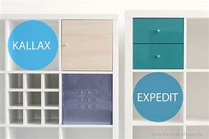 Kallax Regal Ikea : expedit vs kallax regal unterschiede im detail ~ Sanjose-hotels-ca.com Haus und Dekorationen