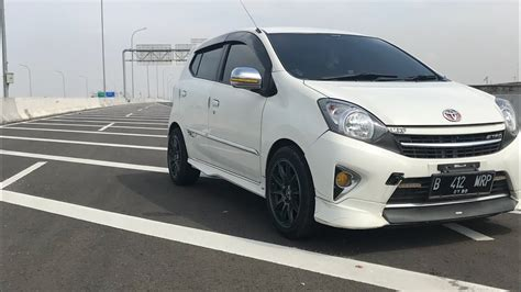 Review Toyota Agya by Review Toyota Agya 1 0 Trd S 2015