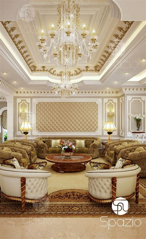 majlis interior design  dubai luxury house interior
