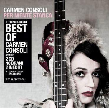 Consoli L Eccezione Testo by Musica Informa Consoli Per Niente Stanca