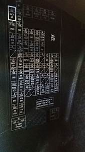 2014 Fit Map  Dome  Rear Light Fuse Location