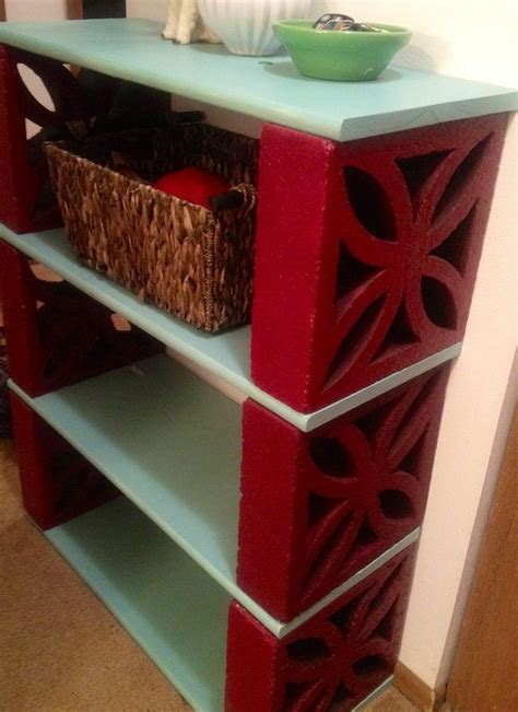diy brick shelf    barnwood  shelves diy