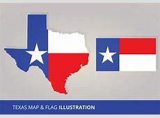 Texas Flag and Map Vectors Download Free Vector Art