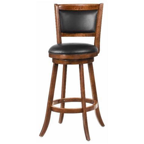 coaster dining chairs and bar stools 29 quot swivel bar stool
