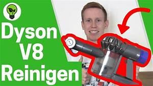 Dyson Filter Reinigen : dyson v8 reinigen ultimative anleitung wie dyson v8 absolute staubsauger filter entleeren ~ Watch28wear.com Haus und Dekorationen