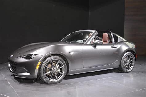 Mazda Miata Rf 2020 by 2017 Mazda Mx 5 Miata Rf Is A Droptop Fastback Dandy