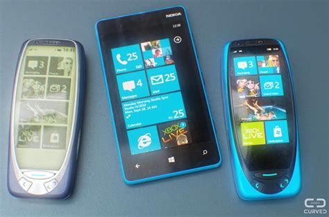 Nokia 3310 With Windows Phone, A 15 Year Old Phone With