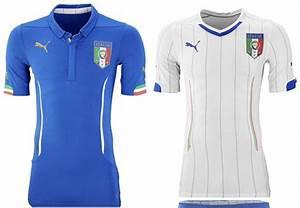 PUMA unveils Italy 2014 World Cup kit - Goal.com