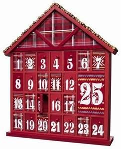 Fair Isle Advent Calendar Tar Traditional Holiday