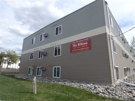 Willows Apartment In Park Mn by The Willows At College Park Moorhead Mn Apartment Finder