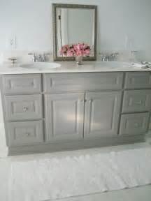 bathroom vanity paint ideas ten june diy custom painted grey builder standard bathroom vanity