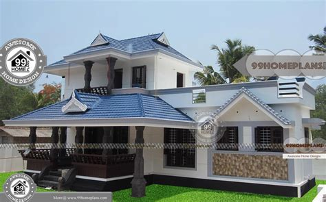 Traditional Home Floor Plan With 2 Floor Simple Low Cost