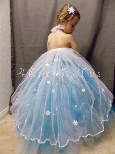 queen elsa frozen inspired tutu dress anna tutu dress