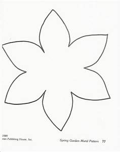 paper paper daffodil template With template of a daffodil