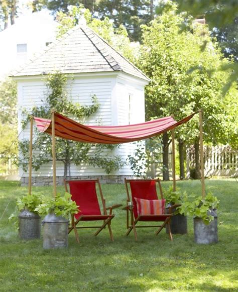 diy backyard shade easy canopy ideas to add more shade to your yard