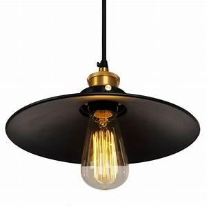 Garage metal ceiling light retro chandelier pendant