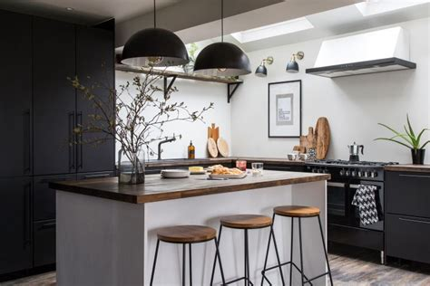 A White And Wood House For A Stylish Family by Kitchens On A Budget 16 Ways To Design A Stylish Space