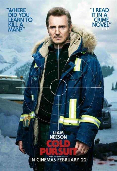 cold pursuit dvd release date redbox netflix itunes
