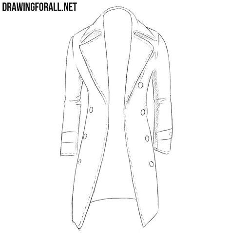 draw  coat drawingforallnet