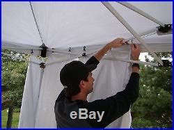 commercial instant canopy crs curtain wall enclosure undercover patio awnings