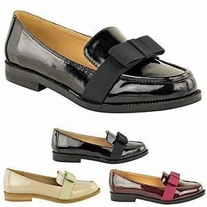 Chaussure De Travail Femme : fashion thirsty mocassins femme avec noeud chaussure ~ Dailycaller-alerts.com Idées de Décoration