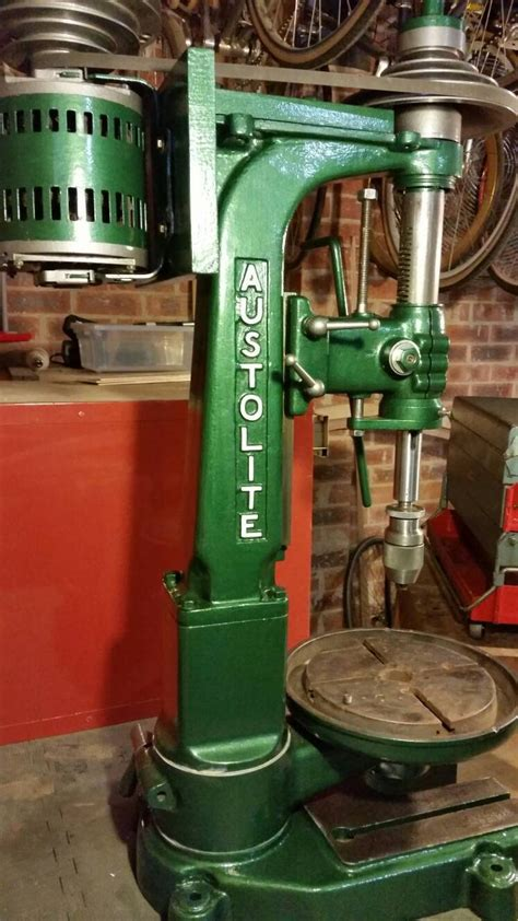 show   cool  drill press page