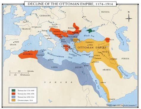 Ottoman Empire In 1914 by Daniel 11 El Norte Es El Imperio Otomano