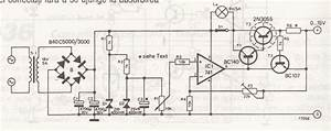 Stabilized Adjustable Power Supply 0 5a