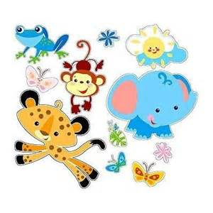 Kids Rainforest Animals