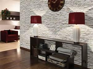 un parement en pierre naturelle pour un interieur With amenager son interieur en 3d gratuitement