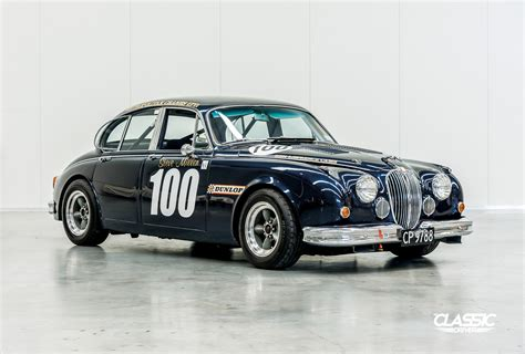 1962 Jaguar Mk2 38  Classic Driver Magazine