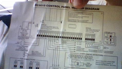 Dsc Alarm Box Wiring Diagram by Dsc 5010 Pgm Outputs Not Working Doityourself