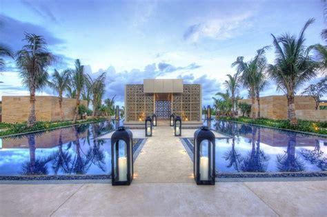 mulia mulia resort  villas nusa dua bali asia