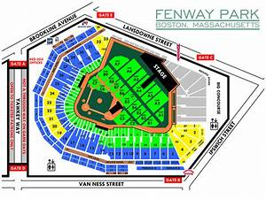 Minute Park Seating Chart Guns N 39 Roses Fenway Park Tickets