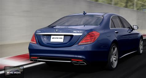 Mercedes-benz S-class Configurator Launches