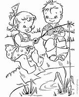 Coloring Camping Printable Adult Colouring Wisconsin sketch template
